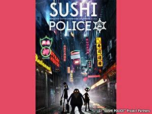 『SUSHI POLICE』はHulu・U-NEXT・Amazonプライムビデオのどこで動画配信してる?