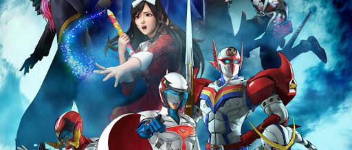 『Infini-T Force(インフィニティフォース)』はHulu・U-NEXT・dアニメストアのどこで動画配信してる?