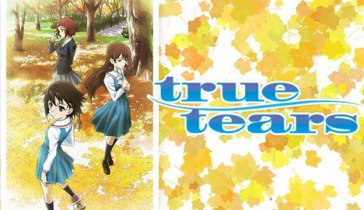 『true tears』はHulu・U-NEXT・dアニメストアのどこで動画配信してる?