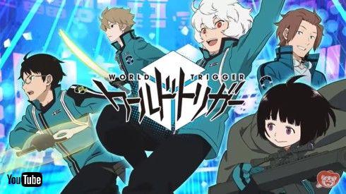『ワールドトリガー 2ndシーズン』はHulu・U-NEXT・dアニメストアのどこで動画配信してる?